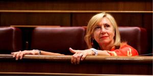 Rosa Díez propone en el Congreso dar al Estado las competencias exclusivas del agua