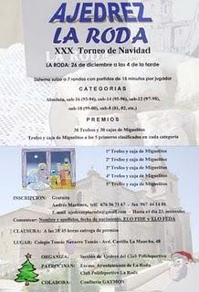XXX Torneo de Navidad LA RODA