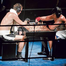 Ajedrez-boxeo: entre el KO y el jaque mate
