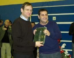 La entrega de premios cierra el II Open Mundial de Ajedrez y Scrable